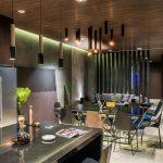 Sala y cocina arquitectura y decoración